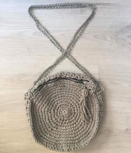 Сива чанта