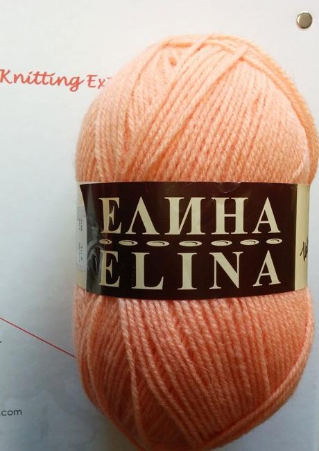 ЕЛИНА-50% Вълна / 50% Акрил, 100гр/260м
