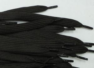 ВРЪЗКИ 110 см., ПЛОСКИ 12 мм., тъмно кафяво