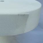Ластик Плосък 4 см бял