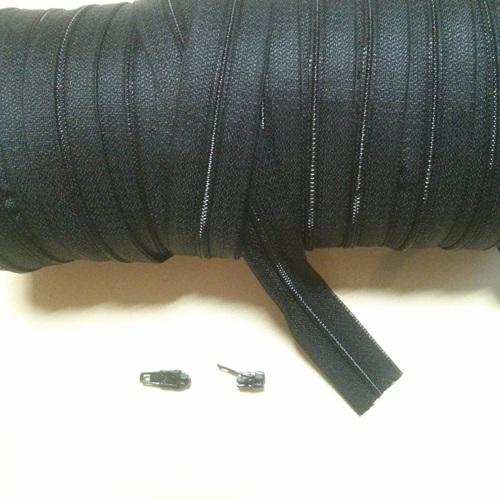 ЦИПОВА ЛЕНТА-Спирала 4 мм.-черна