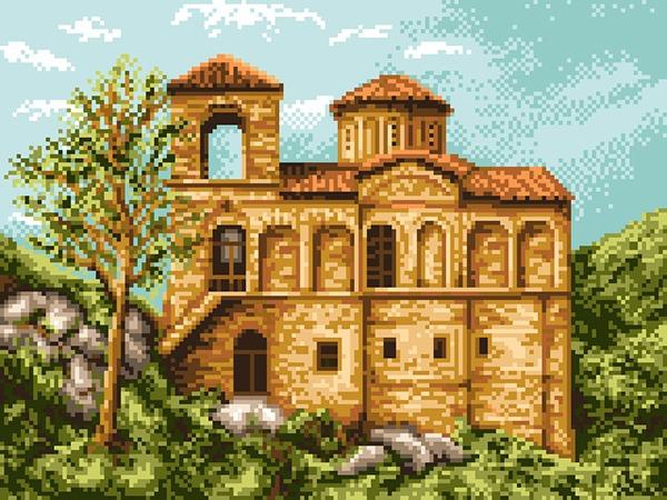 Асенова крепост (1) 1:4
