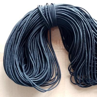 Ластик кръгъл / объл 3,5 мм черен