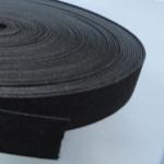 Ластик Плосък 2 см черен