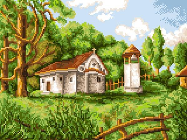 Българска църква 1:4